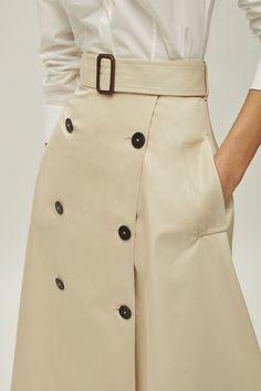 SMITH Collection Jupe Femme Hauteur Genou Taille 44 ou 48 Coloris Noir//Gris Neuf