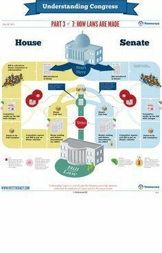 Understanding Congress flow chart