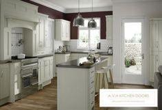 Shaker Style Kitchen Doors and Drawers by avhkitchendoors