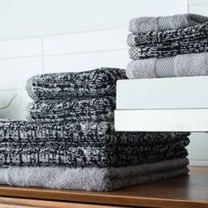 Serviettes collection « Textured »