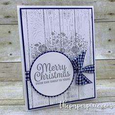 Pinewood Planks Merry Christmas