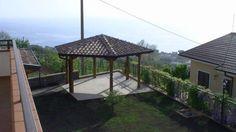 Location vacances maison Diamante: Jardin, Parc vu depuis balcon