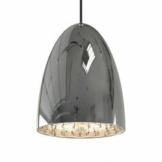 Nexus 20 Pendant - Polished Chrome - Lighting Direct