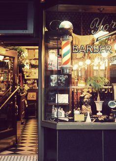 A New York Barbershop