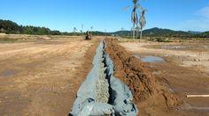 Obras de Drenagem não aparecem, mas são elas que garantem a durabilidade do Pavimento