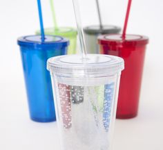 DA7321 Acrylic Tumbler Acrylic Tumblers, Fun Drinks, Drinkware, Water Bottle, Mugs, Cool Stuff, Tableware, Ideas, Food