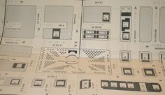 Image of a tactile map for Washington Square Park (portable)