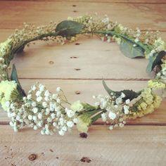 Corona flores paje, corona flores, coronas flores, flower crowns, de flore, coronita, boda, flowers, corona de
