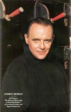 Sir Anthony Hopkins, Hannibal Lecter, Most Favorite, Horror Movies, Acting, Horror Films, Scary Movies