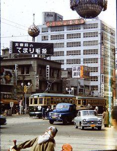 Tokyo, Japan.1955.