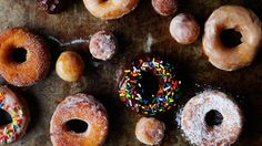 Want to make easy doughnuts at home in minutes? These canned biscuit dough doughnuts are fun to make and delicious to eat.