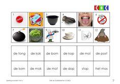 O 2 Spelling, Mini, Education, School, Onderwijs, Learning, Games
