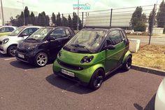 Smartville#green #smart #hh #smartville #smarttimes2018 #smartfactory Microcar, Smart Fortwo, Smart Car, City Car, 20th Birthday, Times, Green, France, Cars