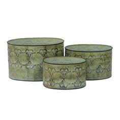 Conjunto de cestos versalhes - Westwing.com.br - Tudo para uma casa com estilo