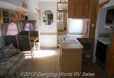 Keystone Montana RV for sale | 2003 Keystone Montana Used Fifth Wheel in New Braunfels, TX | from RV Dealer Camping World RV Sales | RVUSA.com Classifieds