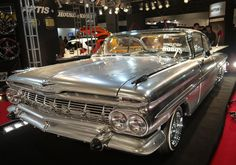 Artis '59 Chevrolet Impala Metal Dragon