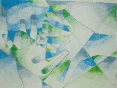 Value Study Hands - Cubist style  Submitted by Carol O'Neil