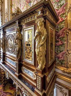 Appartements privés de Marie-Antoinette -