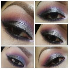 Silver and purple https://www.makeupbee.com/look.php?look_id=91857