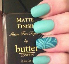 Efecto mate para las uñas. ¡Increíble y súper sencillo!   #Nails