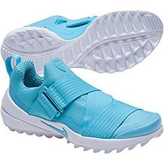 the best attitude 9ef5e d3fce Nike Womens Air Zoom Gimme Spikeless Golf Shoes Vivid Sky White Size 8.  NikeShoesWomens