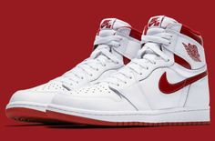 The Air Jordan 1 High OG Metallic Red Is Available Early, To Some