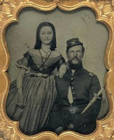 American Civil War, Vintage Photos, 19th Century, Journals, Families, Photographs, Portraits, Couples, Pictures