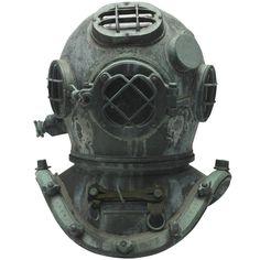 1stdibs.com   Diving Helmet by Morse Diving Equipment Co.