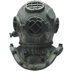 Diving Helmet by Morse Diving Equipment Co