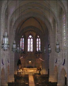 East Liberty Presbyterian Church, Pittsburgh, PA.... so beautiful!