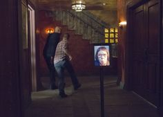 "NCIS Los Angeles ""Iron Curtain Rising"" Sneak Peek Picture - ""Could you outrun robot Hetty?"" — ©CBS"