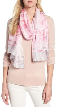 daa7d72d9e79 Looking for Ted Baker London Angel Falls Long Silk Scarf   Check out our  picks for the Ted Baker London Angel Falls Long Silk Scarf from the popular  stores ...