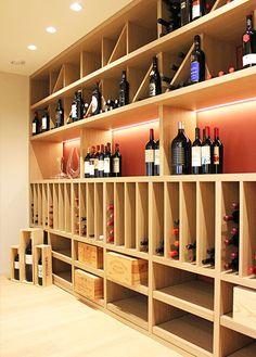 Wine Rack, Modern, Cabinet, Storage, Furniture, Home Decor, Wine Cellars, Dressing Room Closet, House