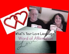THE 5 LOVE LANGUAGES COLLAB-WORDS OF AFFIRMATION