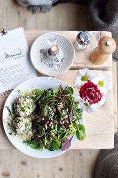 Hamburg Karoviertel Restauranttipp Marend Tiroler Küche Klöße l