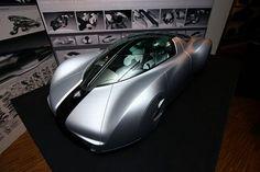 Volkswagen Aerocoupe: Historical design in a futuristic mould!