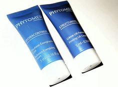 Phytomer STRUCTURISTE and HYDRACONTINUE 2X 5ml/0.16oz