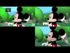 Mickey Mouse Clubhouse intro comparison - YouTube Mickey Mouse Clubhouse, Youtube, Youtubers, Youtube Movies