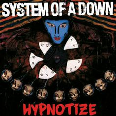 """""""Hypnotize"""" ***  System Of A Down ***  December 10, 2005"""