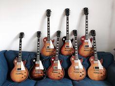 Gibson Les Paul Guitars