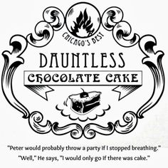 Bringing Up Burns: Divergent Premiere Party Ideas - DAUNTLESS