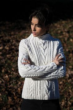 f0724afc Ravelry: Sophie Pullover pattern in Filatura Di Crosa Zara Plus Solid  Sweater Knitting Patterns,