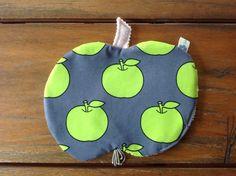 *Knistertuch Apfel* von die 3 Blumenkinder auf DaWanda.com