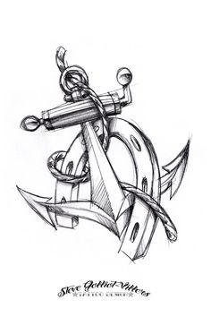 Horseshoe Anchor