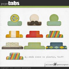Pops: The Tabs by Allison Pennington    Sale price: $1.25 (50% off today)