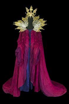 "Costume for Judith - ""Bluebeard""'s Wife - Le Centre national du costume de scène - Moulins, France, Jan-May 2013."