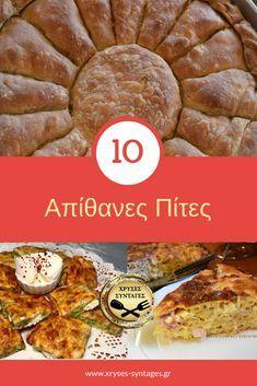 Pita Recipes, Cookbook Recipes, Greek Recipes, Cooking Recipes, Healthy Nutrition, Healthy Cooking, Greek Pita, The Kitchen Food Network, Greek Dishes
