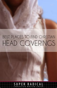 I'm in the market for a few basic head coverings. Since I'm new to this entire head covering shebang, I figured I'd ask the lovely ladies in my Facebook community and do some research and give you ONLY the best of the best -- both online and your brick-and-mortar stores!