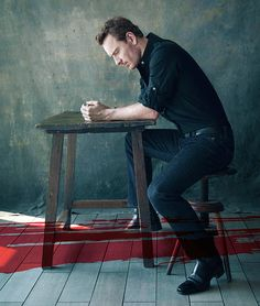 Michael Fassbender for Interview Magazine Russia
