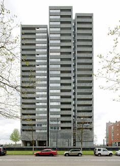 Edificio en KNSM  / Wiel Arets Architects